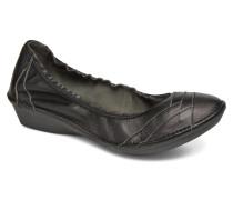 Sabrina Ballerinas in schwarz
