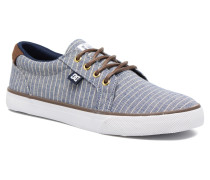 Council Tx Le M Sneaker in blau