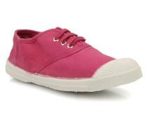 Tennis Lacets E Sneaker in rosa