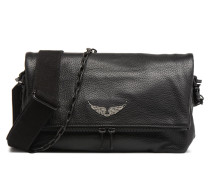 ROCKY Handtasche in schwarz