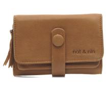 Cassie Portemonnaies & Clutches für Taschen in braun