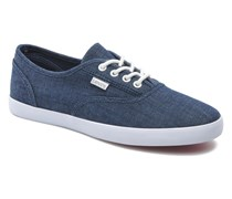 Palmdale Lace Up Sneaker in blau