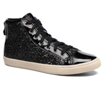 D NEW CLUB E D5458E Sneaker in schwarz