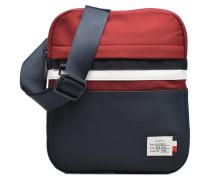 Tommy Crossover Retro Herrentaschen für Taschen in blau