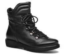 Malmo 41554 Schnürschuhe in schwarz