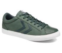 Baseline Court Sneaker in grün