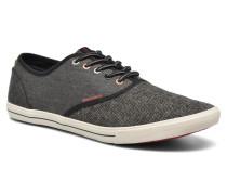JJ Spider Mixed Wool Sneaker in grau