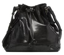 Sac Seau Snake Print Handtaschen für Taschen in schwarz