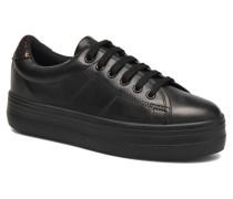 Plato Sneaker Nappa in weiß