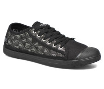 Basic 02 Sneaker in silber