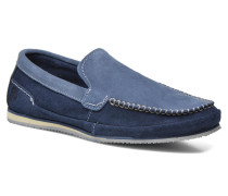 Hayes Valley Loafer Slipper in blau