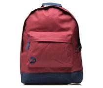 Classic Backpack Rucksäcke für Taschen in weinrot