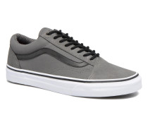 Old Skool Sneaker in grau