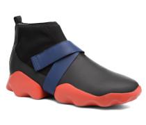 DUB0 K300072 Sneaker in schwarz