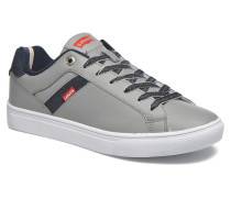 Henry Denim Sneaker in grau
