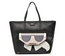 Kocktail Karl Cabas Handtaschen für Taschen in schwarz