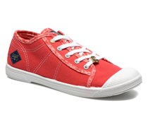 Lc Basic 02 Sneaker in rot