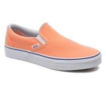 Classic SlipOn W Sneaker in orange
