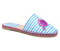 Banco Clogs & Pantoletten in blau