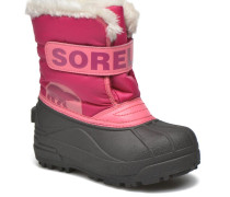 Snow Commander Stiefeletten & Boots in rosa