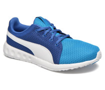 Carson Runner 400 Mesh Jr Sneaker in blau