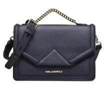 Klassic Shoulder bag Handtaschen für Taschen in blau
