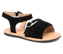 Rubis Sandalen in schwarz