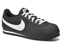Cortez Nylon (Gs) Sneaker in schwarz