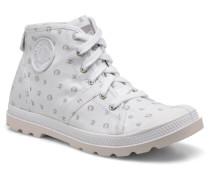 Pallabrouse Mid LP K Stiefeletten & Boots in weiß
