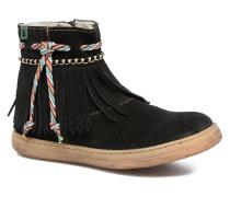 E065 Kepina Stiefeletten & Boots in schwarz