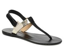 Documo Sandalen in schwarz