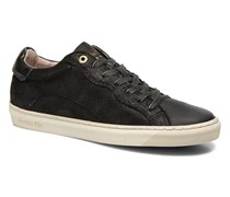 Gianna Low Ladies Sneaker in schwarz