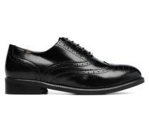90's Girls Gang Chaussures à Lacets #5 Schnürschuhe in schwarz