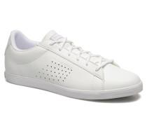 Agate Lo Syn Lea Sneaker in weiß