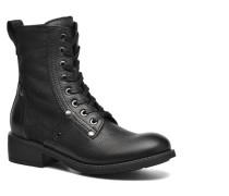 Labour boot W Stiefeletten & Boots in schwarz