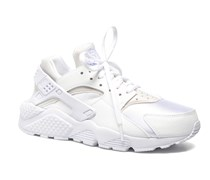Wmns Air Huarache Run Sneaker in weiß