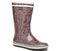 Malouine Print Stiefeletten & Boots in mehrfarbig