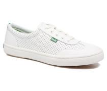 Tournament Perf Sneaker in weiß