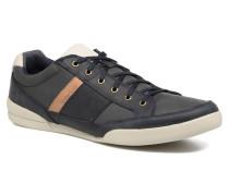Splitcupsole Sneaker in blau