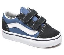 Old Skool V BB Sneaker in blau