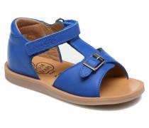 Poppy Easy Sandalen in blau
