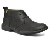 Yugen NG21 Schnürschuhe in schwarz
