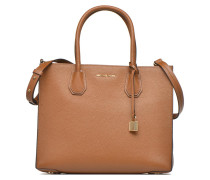 MERCER LG Convertible Satchel Handtasche in braun