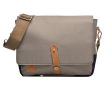 Messenger nylon Laptoptaschen für Taschen in beige