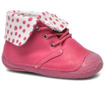 Zeus Stiefeletten & Boots in rosa