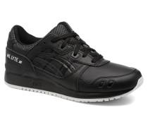 Gellyte III Sneaker in schwarz