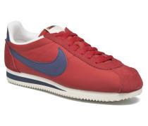 Classic Cortez Nylon Aw Sneaker in rot