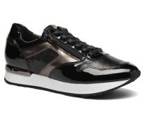 Holga Sneaker in schwarz