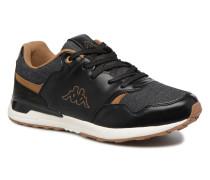 Cartago Sneaker in schwarz