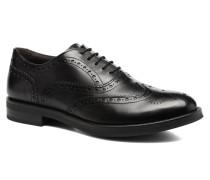 Class II 2 Schnürschuhe in schwarz